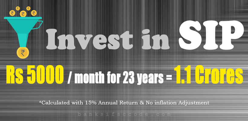 SIP (Systematic Investment Plan) Can Make You a Multimillionaire