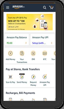Amazon Pay Setup Step 3