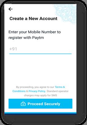 Paytm Setup step 3