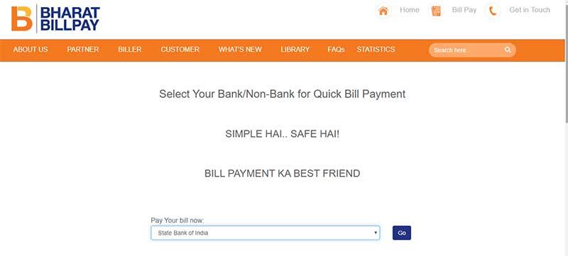 How to Pay Electricity Bill in Online Step 3