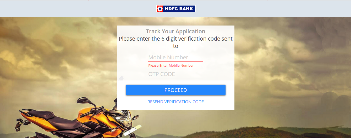 How to check HDFC Personal Loan Status