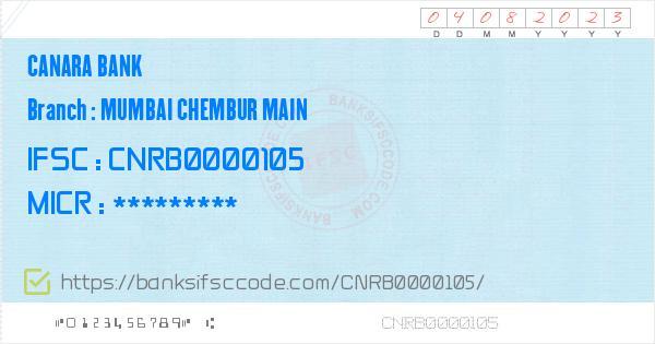 canara bank valanchery branch ifsc code