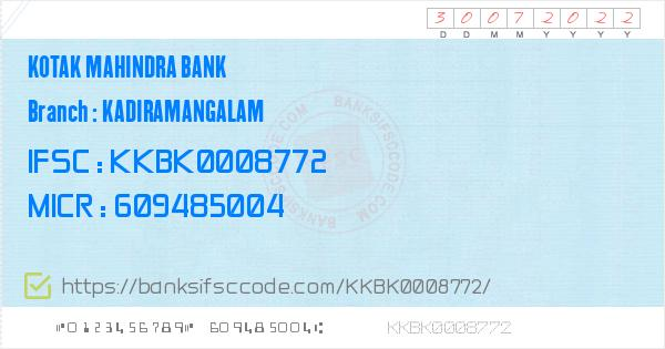 how to find ifsc code from account number kotak mahindra bank