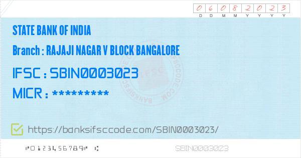 central bank of india rajajinagar branch bangalore
