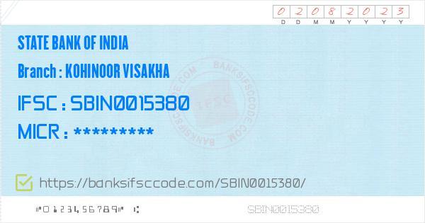 state bank of india visakhapatnam dwarakanagar branch