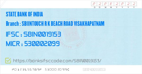 State Bank of India Sbiintouch R K Beach Road Visakhapatnam