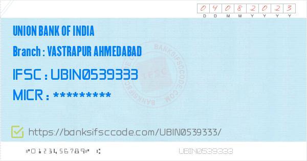 Postal code of vastrapur ahmedabad